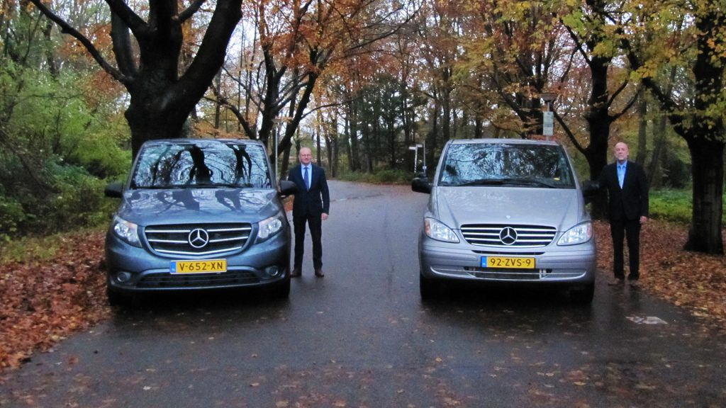 Foto - Vervoer en wagens Van Dijk Uitvaartservice